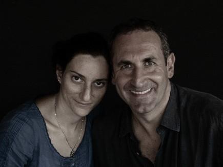 les mariés ILARIA&MASSIMILIANO